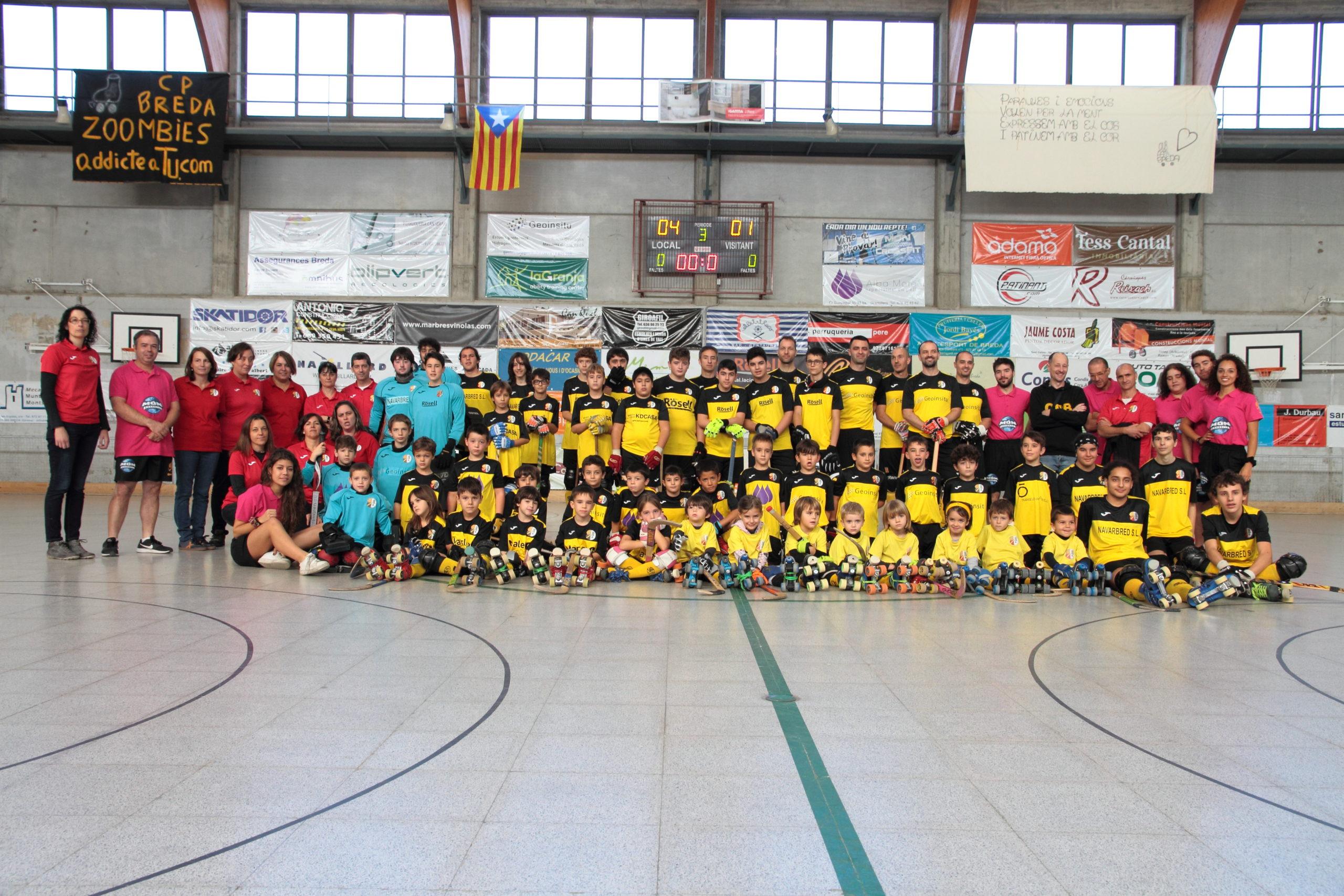 CLUB PATÍ BREDA
